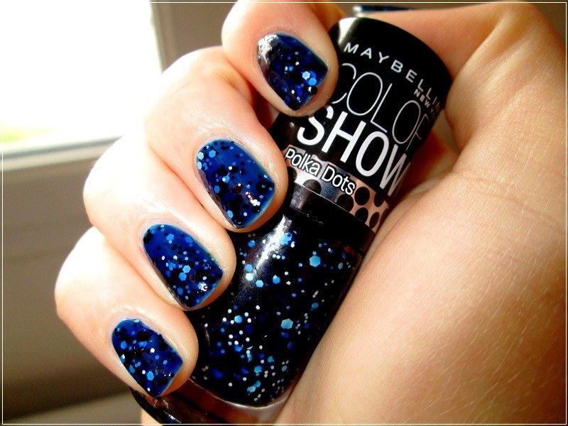 color show polka dots par gemey maybelline shooting stars - Vernis Color Show